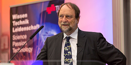 ETH-Zürich-Professor Friedemann Mattern