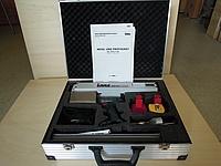 Koffer mit Bohrwiderstandsmessgerät und zusätzlichem Equipment