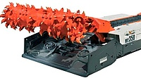 Sandvik MC350 continuous miner, for mid-size room and pillar applications