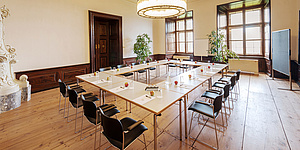 Seminar room at Seggau Castle