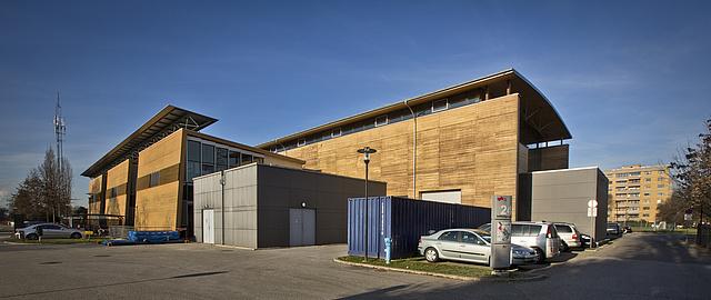 Bautechnikzentrum der TU Graz
