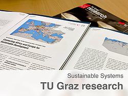 TU Graz research Magazin mit Artikel des IEE.
