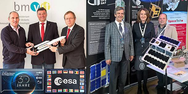 Bildquellen: FFG - Klaus Morgenstern und Harry Schiffer / TU Graz