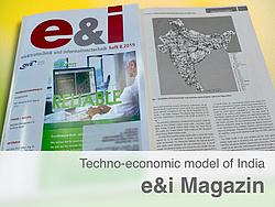 e&i Magazin mit Artikel des IEE.