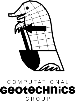 Computational Geotechnics Group