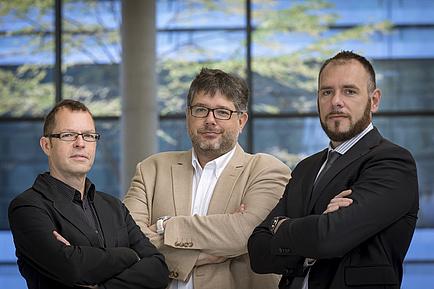 heads of porous materials @ work (c) Lunghammer TU-Graz