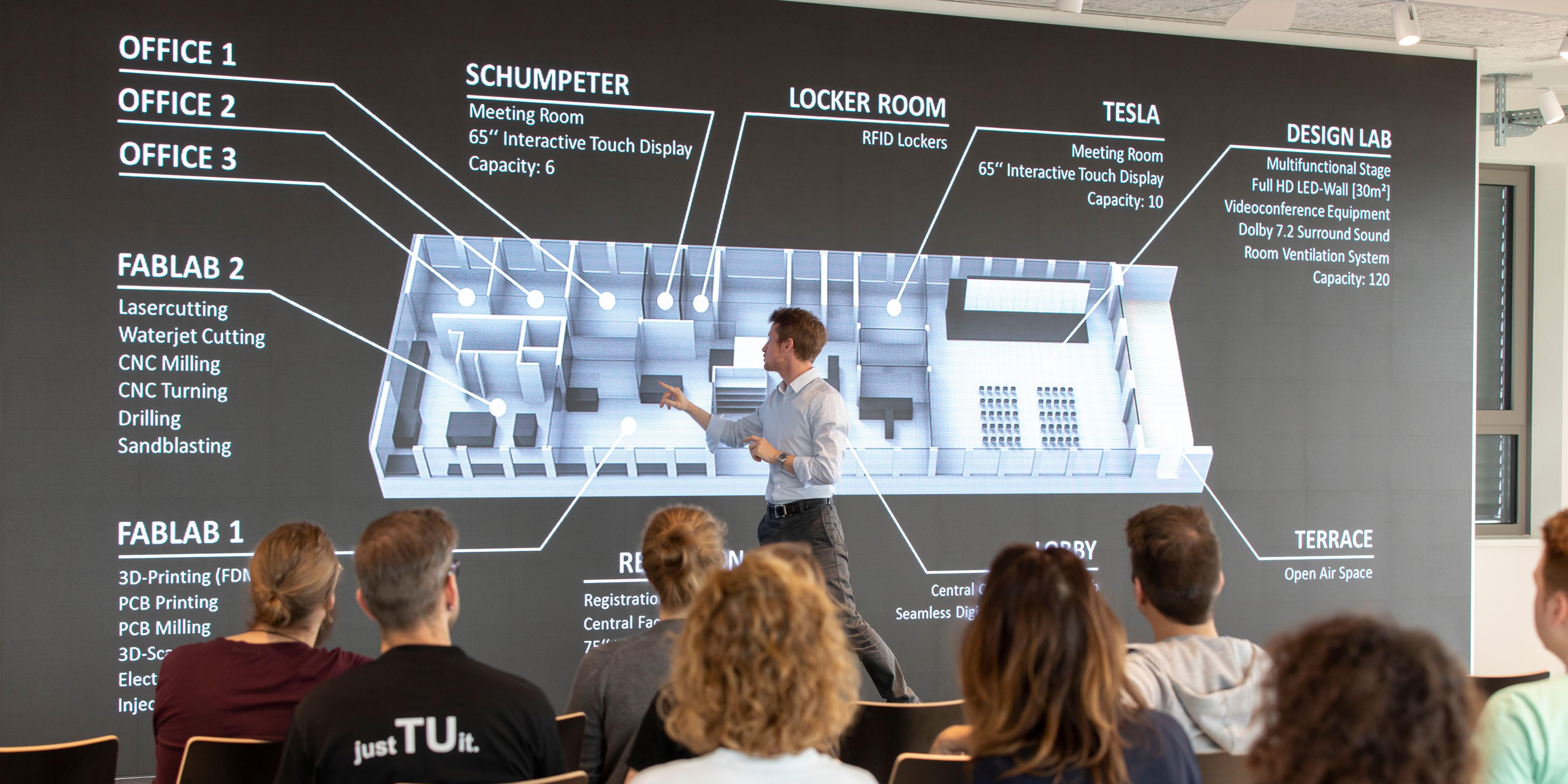 Innovation 4 0: TU Graz eröffnet größten akademischen