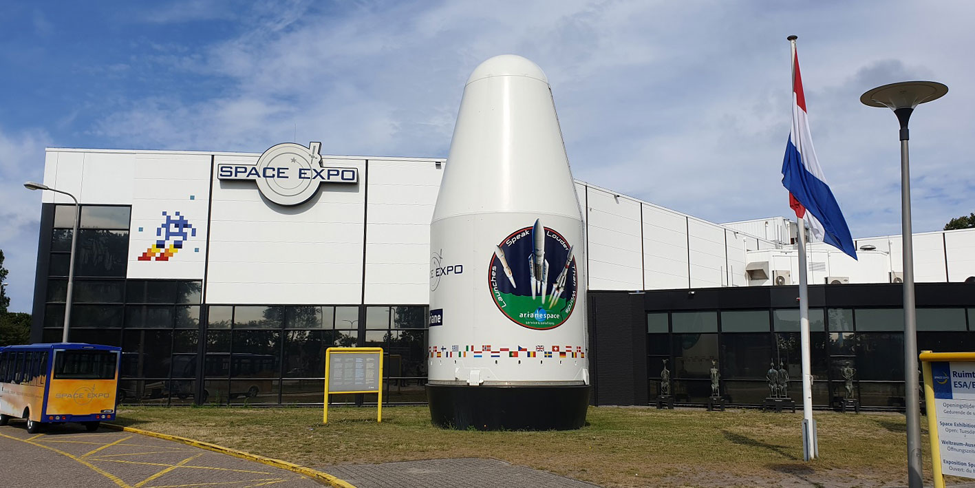 Space Expo building
