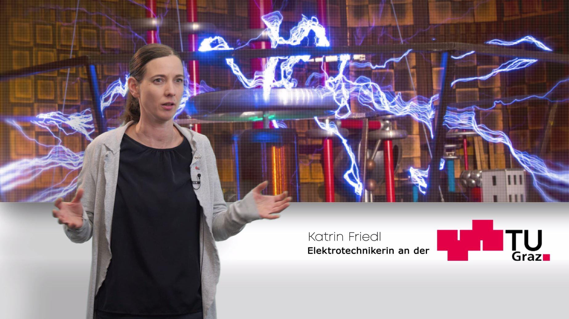 Katrin Friedl, Elektrotechnik