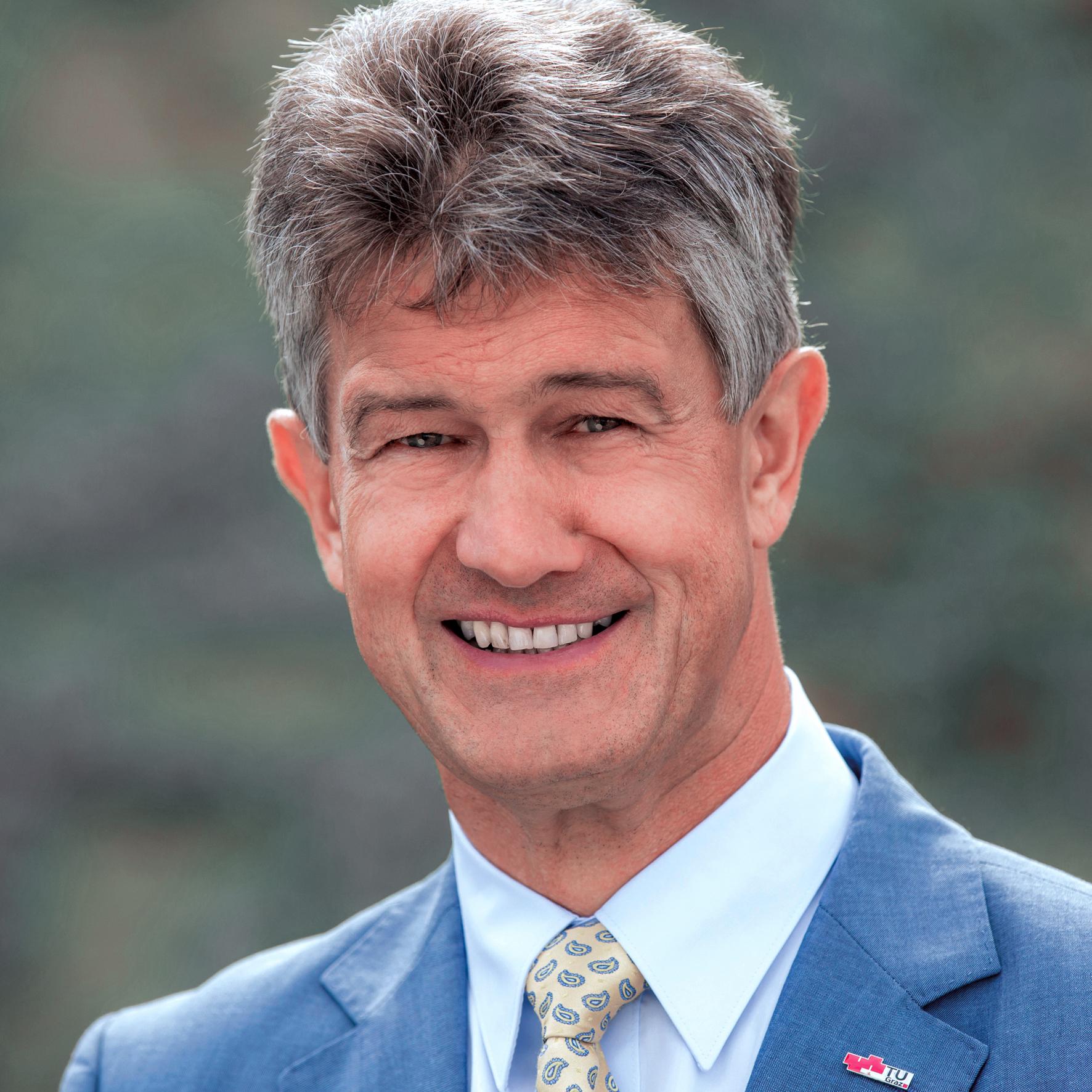 Rector Harald Kainz