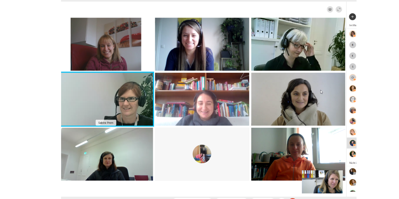 webex meeting, colleagues, team, office, corona, covid-19