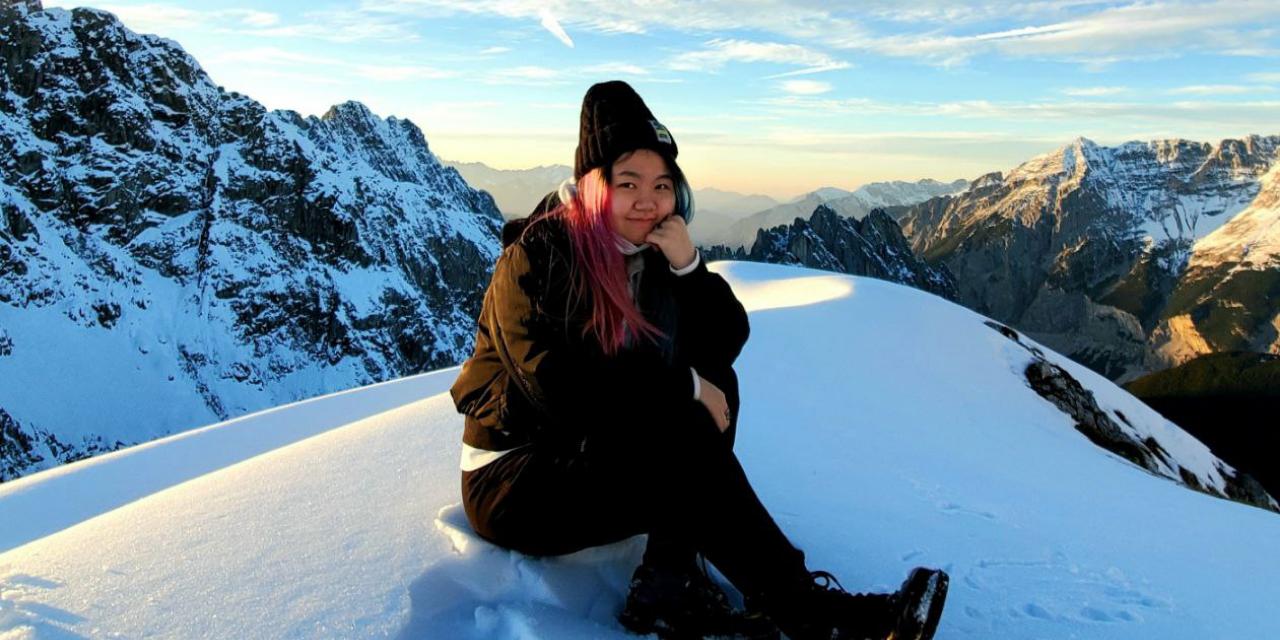 student, nature, mountains, Austria, China