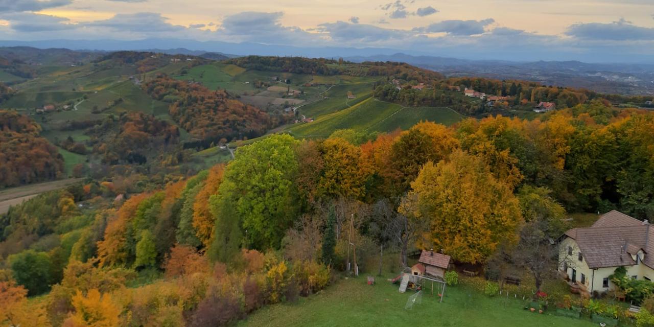 Graz, hills, nature