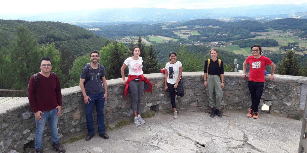 Plabutsch, hiking
