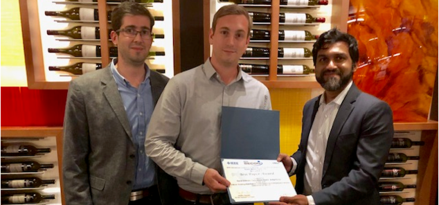 Best Paper Award auf SECON'19