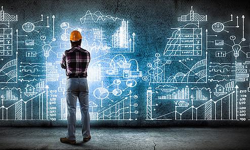 Agile Digitalisierung im Baubetrieb