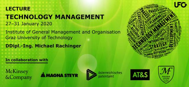 Lecture Technology Management