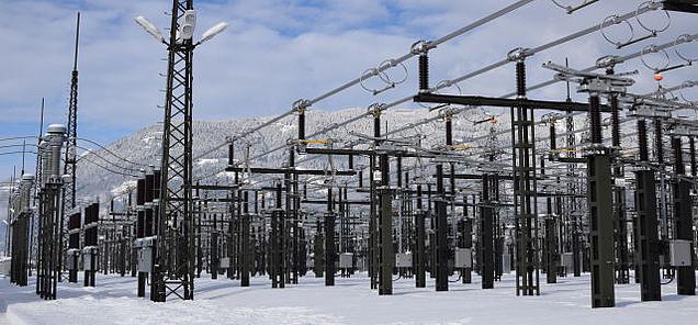 Erzeugung, Über- tragung und Verteilung elektrischer Energie
