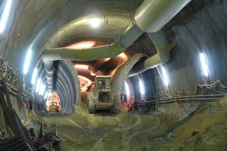 Felsmechanik & Tunnelbau