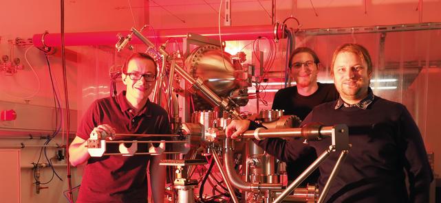 Nanoskalige Photoelektronenmikroskopie