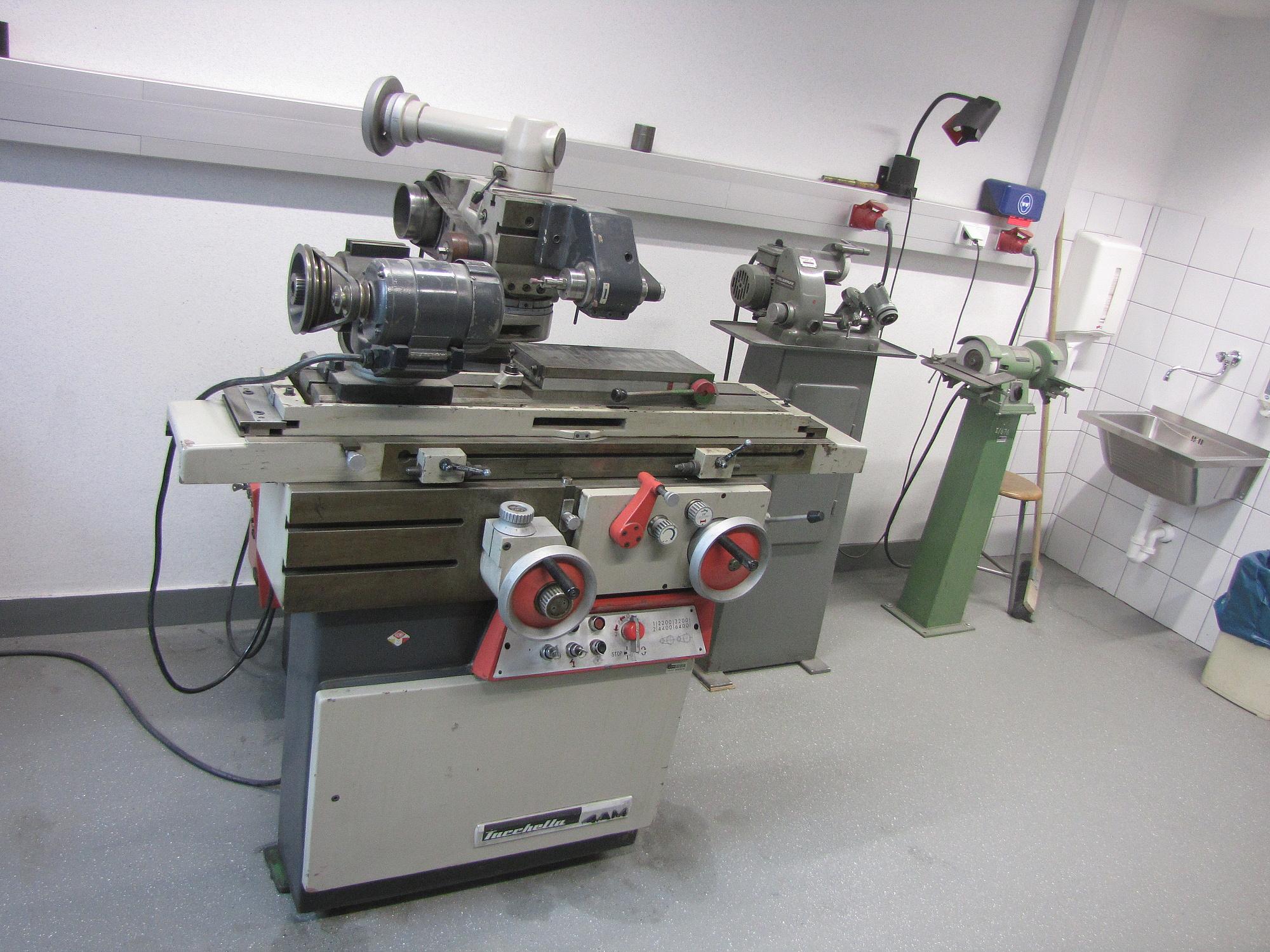 Iep Mechanical Workshop