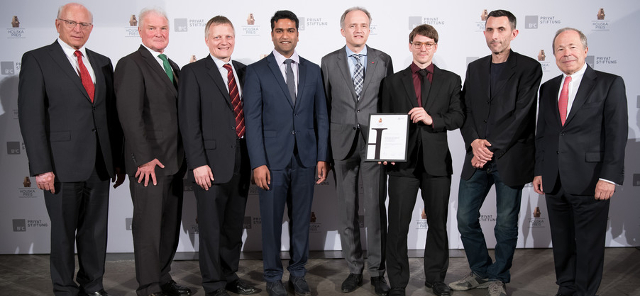 Houska Recognition Award 2018