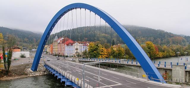 Bogenbrücke Bruck a.d. Mur