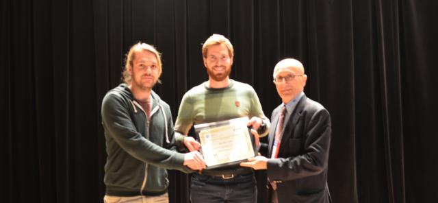 Best Paper Award at IPSN 2019