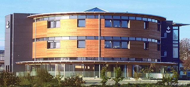 Energieeffiziente Gebäude