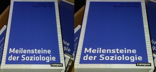 Milestones in Sociology