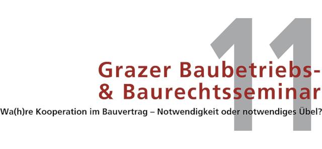 11. Baurechtsseminar