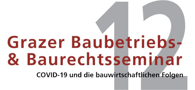 12. Baurechtsseminar