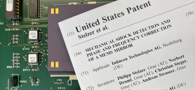 US Patent approved